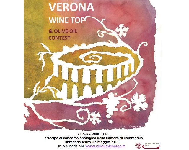 Concorsi Winetop & Olive Oil Contest 2017