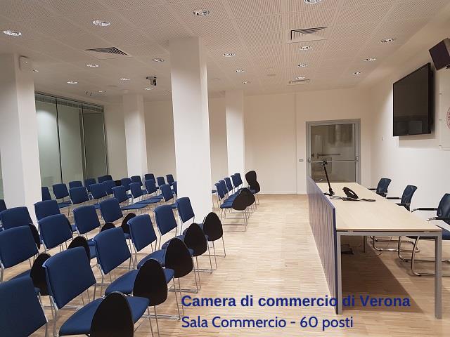 Camera di commerci di Verona - Sala Commercio