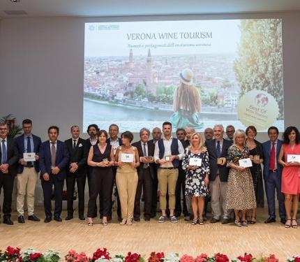 foto imprese premiate Best of Wine Tourism 2020