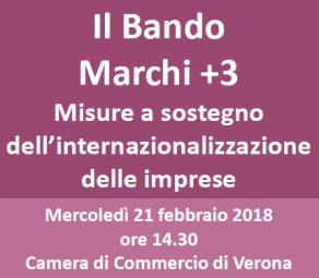 Workshop Bando Marchi +3