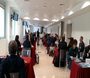 Incontri B2B presso CCIAA Verona