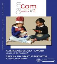 Copertina Camcom Verona - mese di marzo 2017