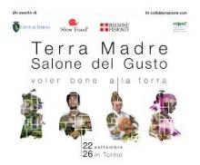 Logo Terra Madre - Salone del Gusto 2016