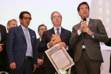 39 fedeltà al lavoro - Premio Domus Mercatorum