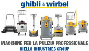 Ghibli - Professional Cleaning Machines since 1968
